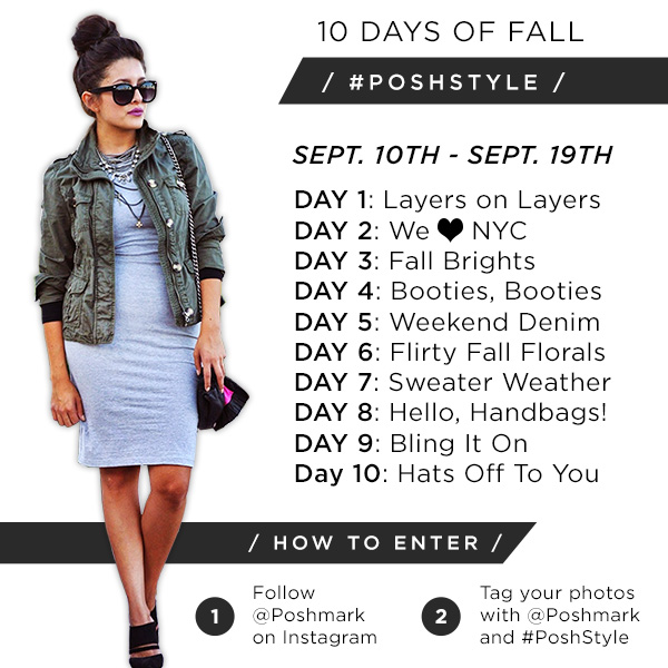 10 Days of Fall Posh Style_PROMPTS