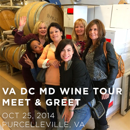 VA DC MD Wine Tour Meet & Greet