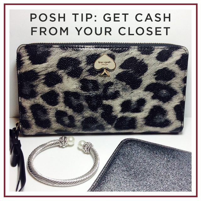 Posh Tip: How To Get Paid Selling On Poshmark
