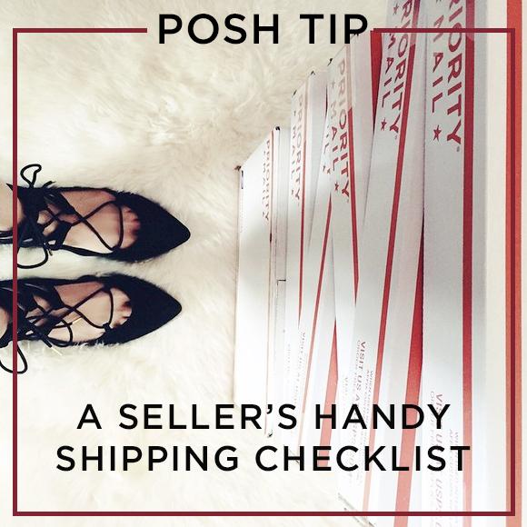 042215_posh tip_shipping checklist