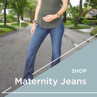 Shop Maternity Jeans