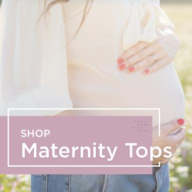 Shop Maternity Tops