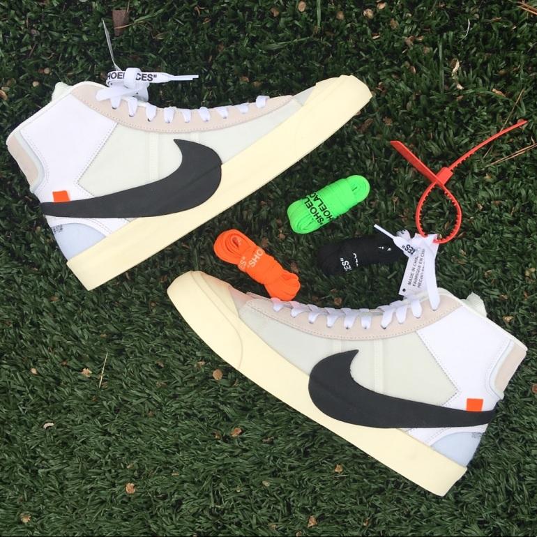 Men's Off-White Shoes