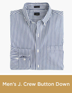Men's J. Crew Button Down