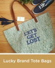 Lucky Brand Tote Bags