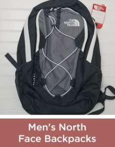 Men's North Face Backpacks