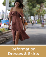 Reformation Dresses and Skirts